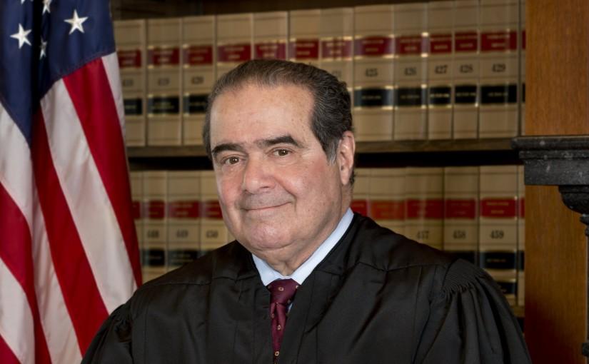 Vdiq gjyqtari amerikan Antonin Scalia