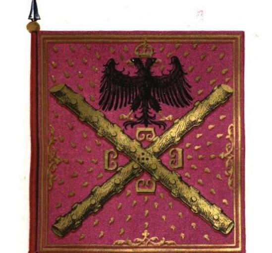 Flamuri shqiptar në vepra të Rilindjes Evropiane