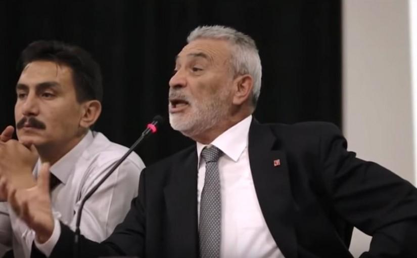 Porosi e shovinistit turk për shqiptarët në Turqi