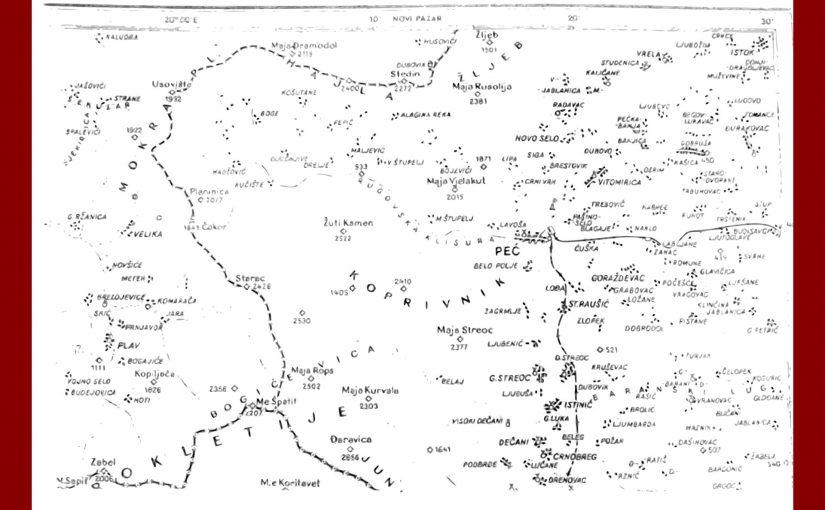 Kufiri me Malin e Zi sipas së drejtës ndërkombëtare