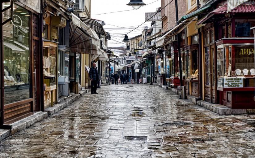 Shqipja, Shkup, e shpëton shtetin