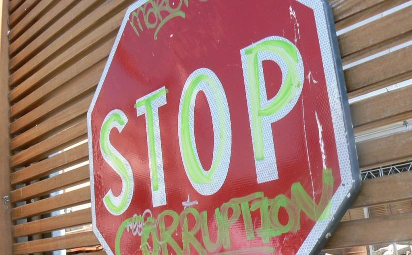 Rrethi vicioz i korrupsionit