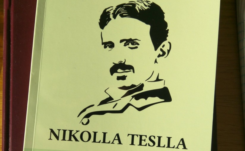 Një libër për Nikolla Tesllën